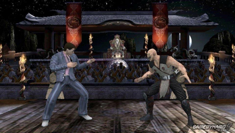 Mortal Kombat. Олдскульная ностальгия | Канобу - Изображение 1