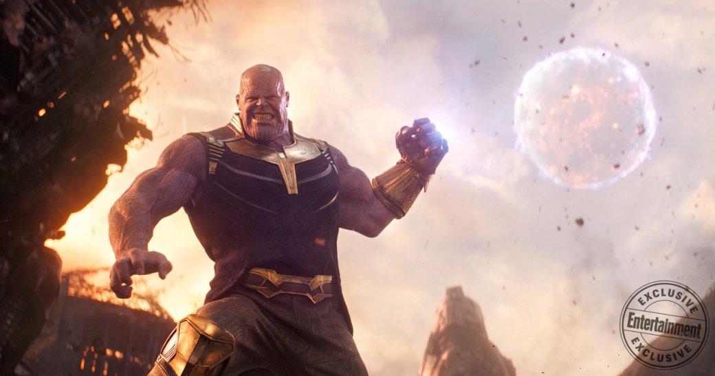 «Самым важным было убедиться, что Танос работает». Беседа оспецэффектах в«Войне бесконечности» | Канобу - Изображение 5270
