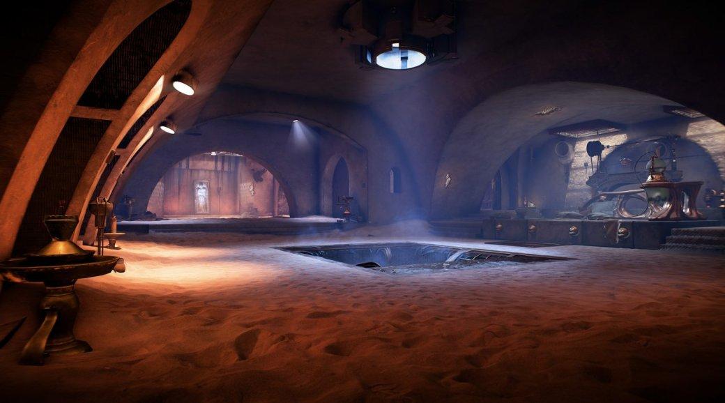 Объявлены подробности сезона Хана Соло в Battlefront II. Дворец Джаббы появится в игре уже в мае. - Изображение 2