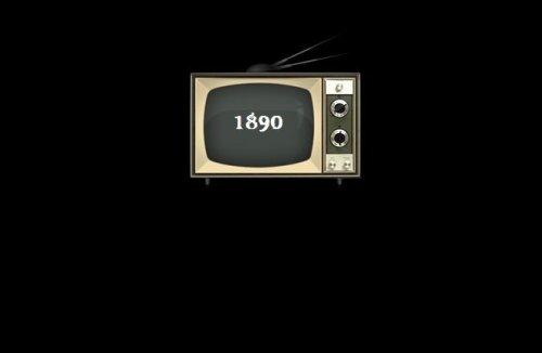 История кино - 1890г
