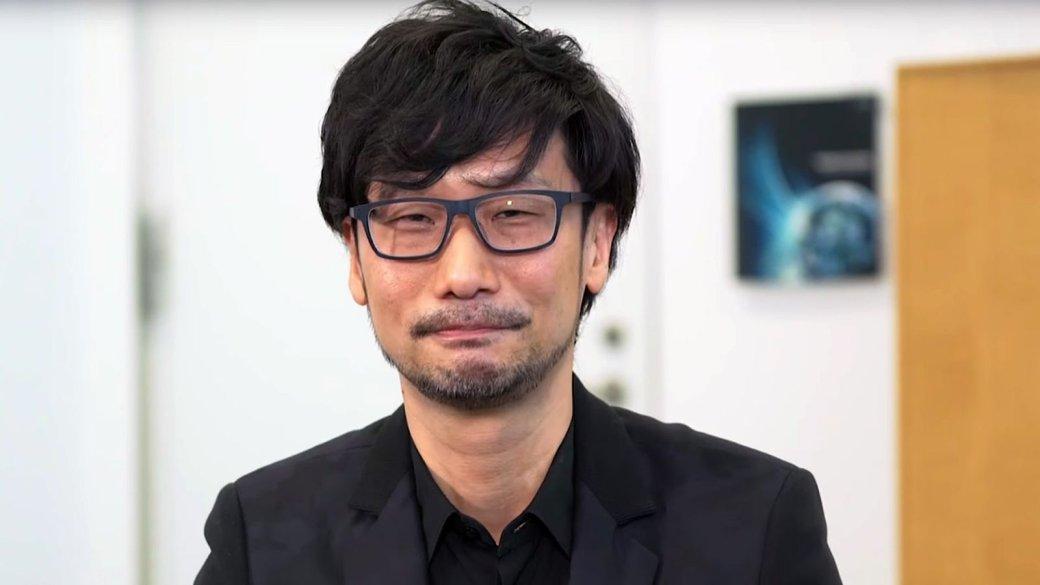 Почему они показывают три пальца? Хидео Кодзима встретился с Гейбом Ньюэллом! | Канобу - Изображение 1