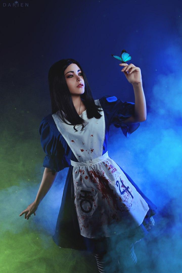 Косплей дня: Алиса Лидделл из игры Alice: Madness Returns. - Изображение 5