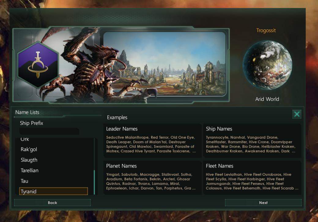 Расы из Warhammer 40К и еще 5 лучших модов для Stellaris | Канобу - Изображение 1427