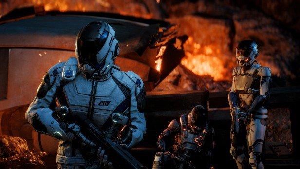Критики непонимают, нравится имMass Effect: Andromeda или нет | Канобу - Изображение 0