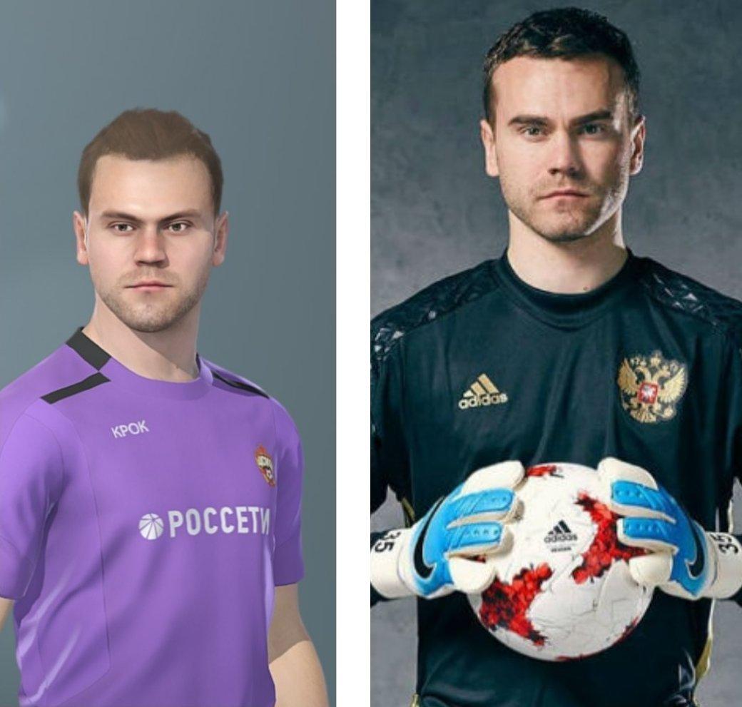 Сравнение лучших футболистов и их виртуальных версий из PES 2019. - Изображение 21