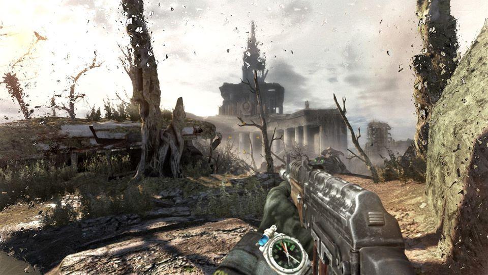 Как Metro 2033 иMetro: Last Light выглядят иработают наNintendo Switch | Канобу - Изображение 1064