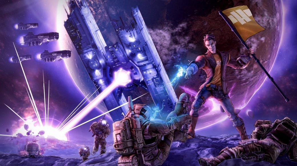 Рецензия на Borderlands The Pre-Sequel | Канобу - Изображение 14056