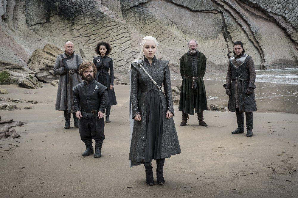 Круглый стол. Обсуждение 7 сезона «Игры престолов» | Канобу