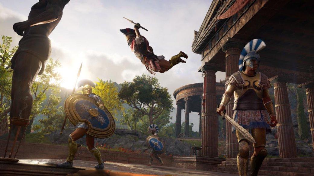 Ubisoft показала 4 минуты геймплея последнего сюжетного DLC для Assassin's Creed Odyssey | Канобу - Изображение 0
