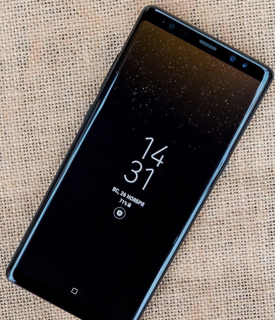 Обзор Samsung Galaxy Note8: потрясающий, нонедля всех. - Изображение 4