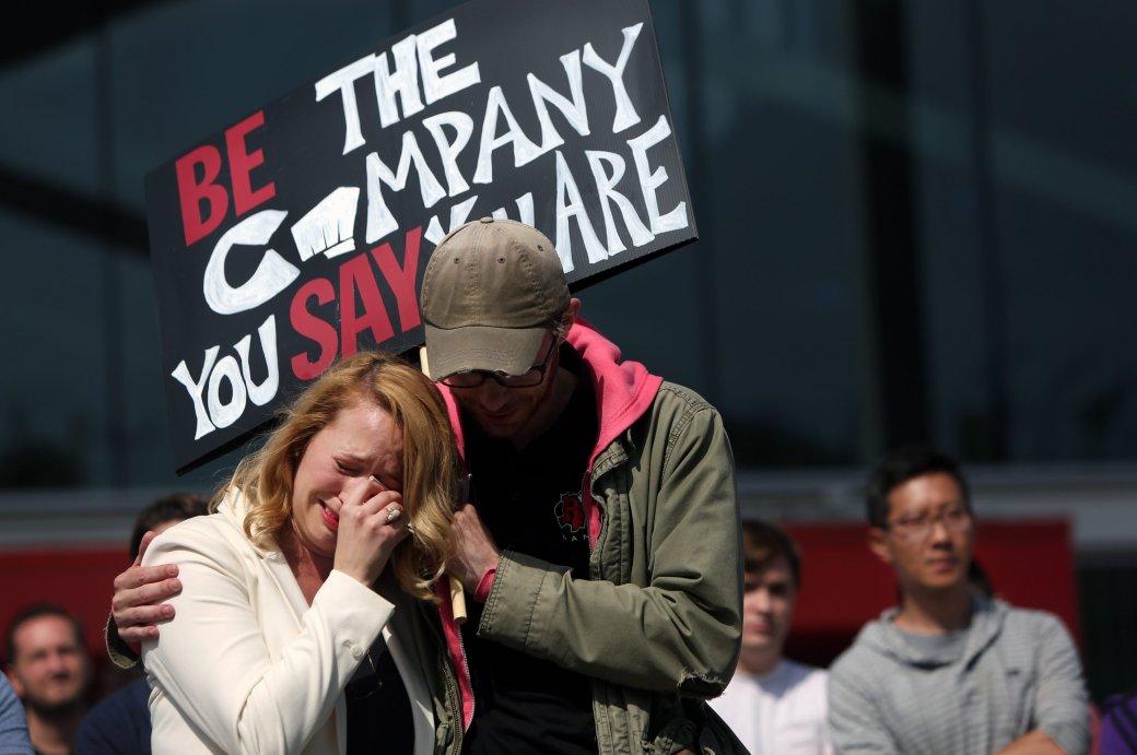 Госрегулятор настаивает на том, чтобы Riot выплатила бывшим сотрудницам не $10 млн, а $400 млн   Канобу - Изображение 0